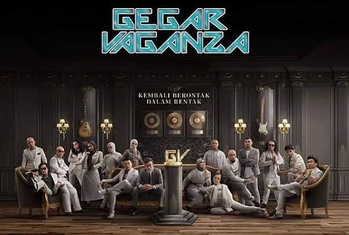 SENARAI LAGU GEGAR VAGANZA 2019 MINGGU 7