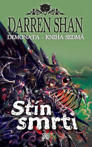 Stín smrti (The Demonata, #7)