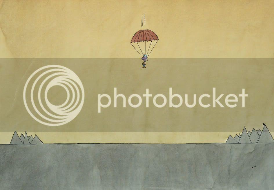 Le parachutiste
