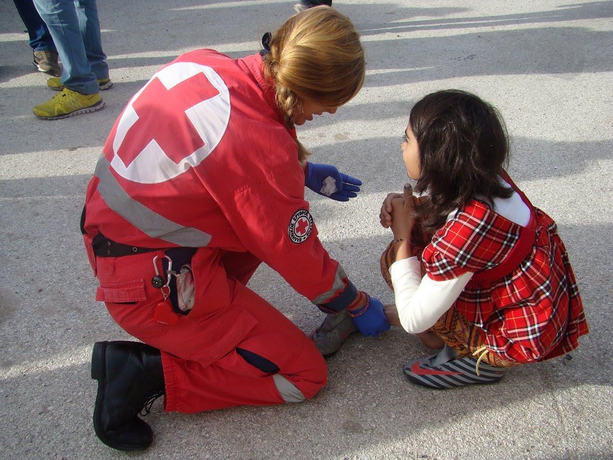 Αποτέλεσμα εικόνας για Γιάννενα: ΕΡΥΘΡΟΣ ΣΤΑΥΡΟΣ-Παγκόσμια Ημέρα Πρώτων Βοηθειών