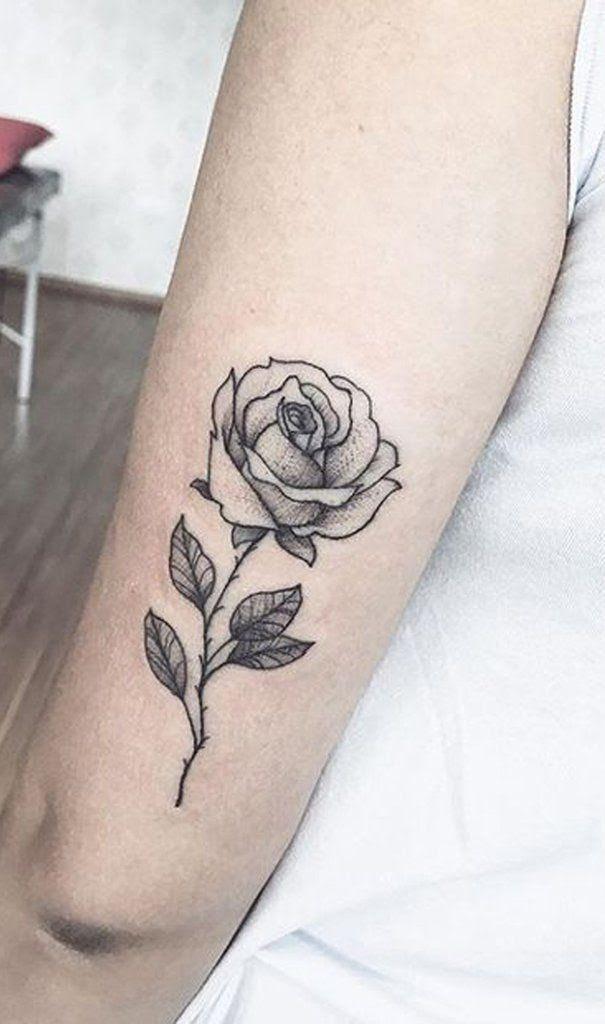 Tattoo Damen Rücken