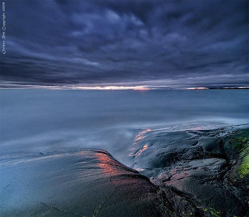 Porkkala seascape (Vertorama) por Rob Orthen