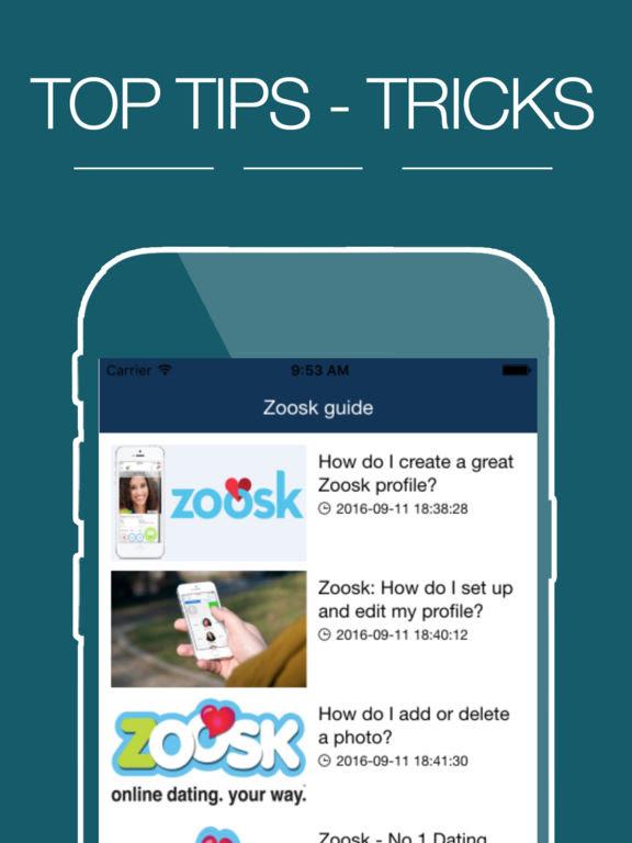 App Shopper: Guide for Zoosk (Books)