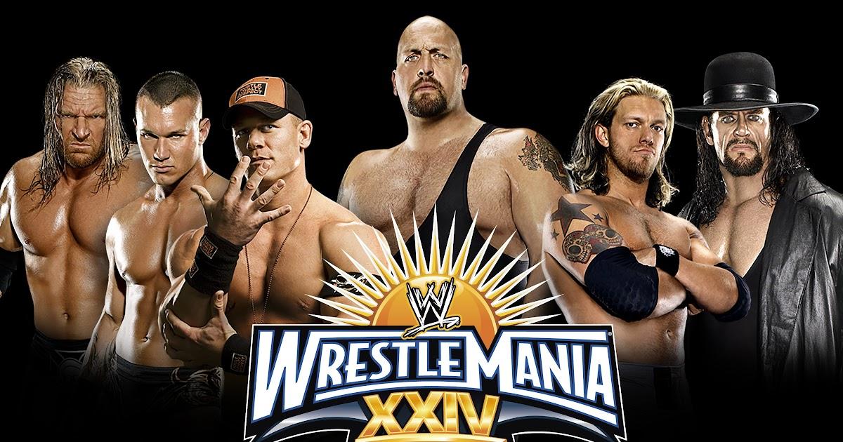 Ver/Descargar WWE Wrestlemania 24 gratis, en español