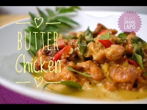 Resepi Ayam Masak Buttermilk Tanpa Daun Kari Resep Masakan Khas