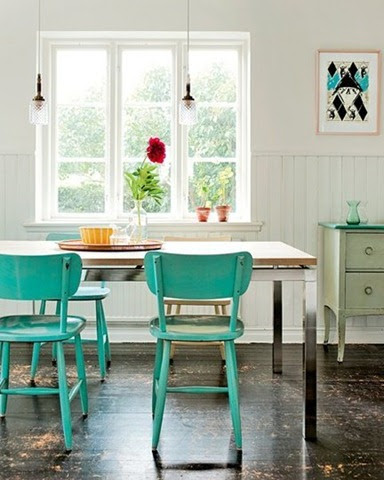 Great Painted Accent Furniture