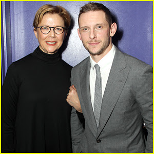Annette Bening Talks About Romancing Jamie Bell for 'Film Stars Don't Die in Liverpool'