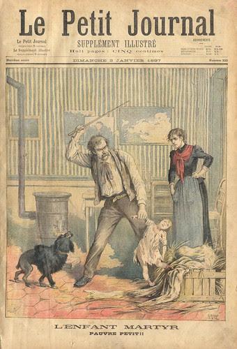 Le petit journal 3 janvier 1897