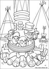 Dibujos De Peter Pan Para Colorear En Colorearnet