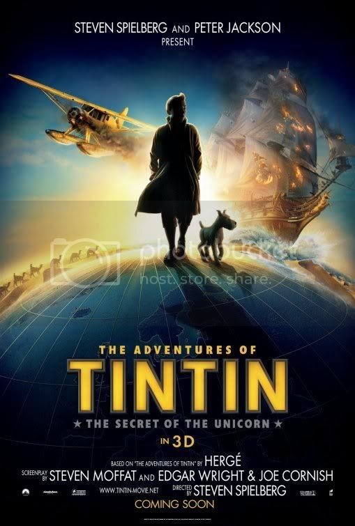 Tintin Secret Unicorn