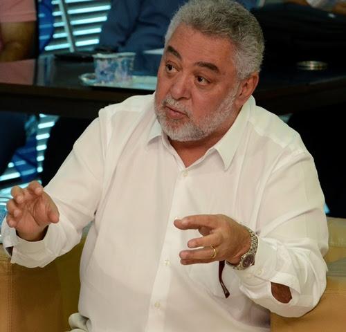 O prefeito Percival Muniz ressaltou que novos voos só deverão chegar à cidade depois da Copa. Foto: Luan Dourado/GazetaMT