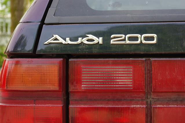 Audi 200 20V quattro Avant
