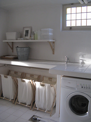Laundry Room Makeover | Decorator Showcase : Home