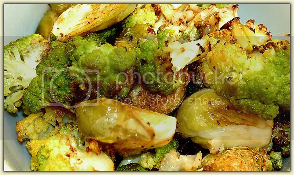 Roasted Broccoliflower