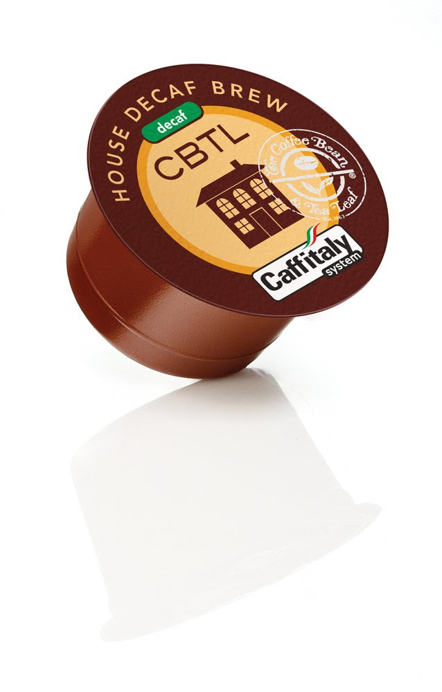 Amazon.com : CBTL House Brew DECAF Coffee Capsules By The Coffee ...