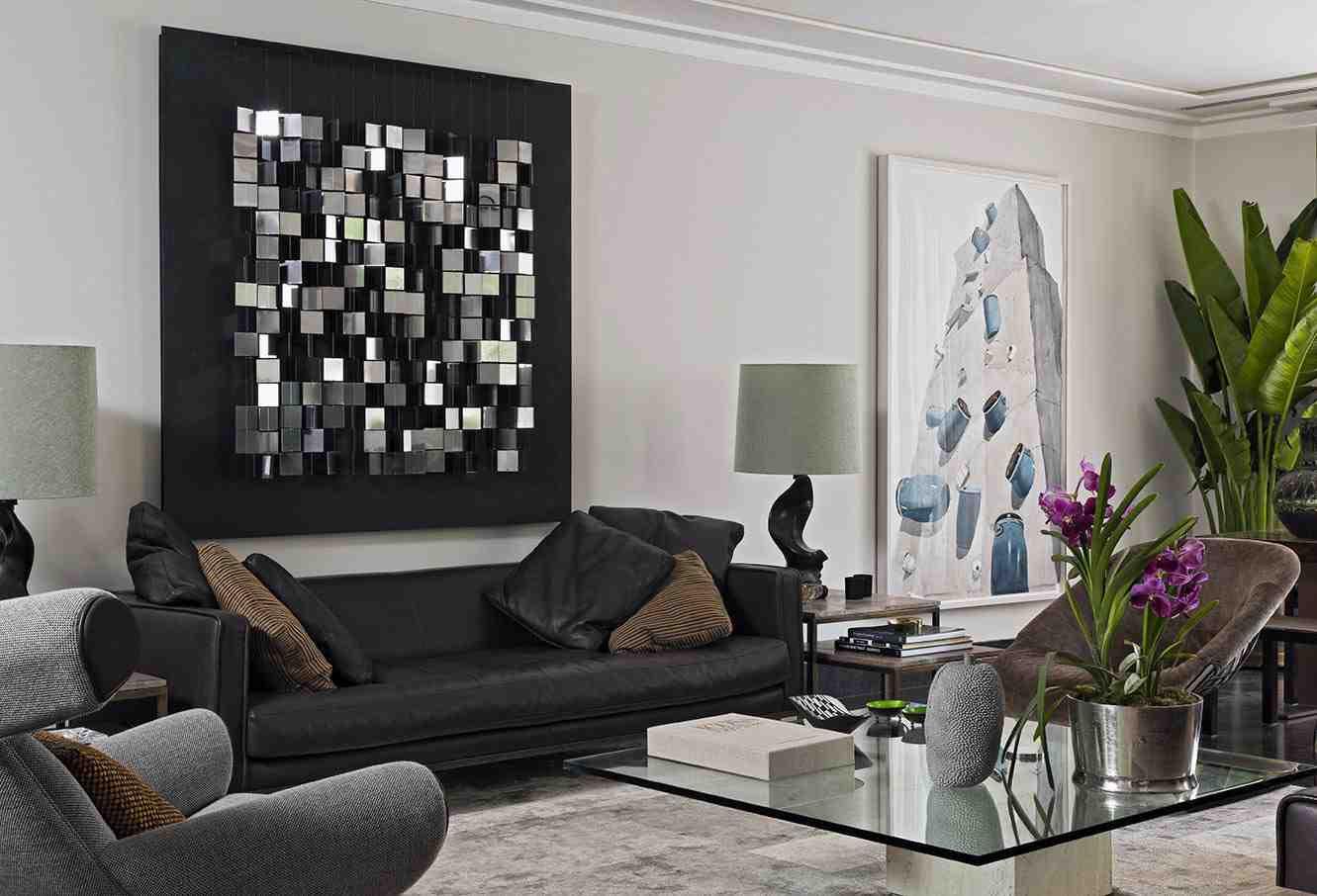 Living Room Wall Decor: 5 Options - Decor IdeasDecor Ideas