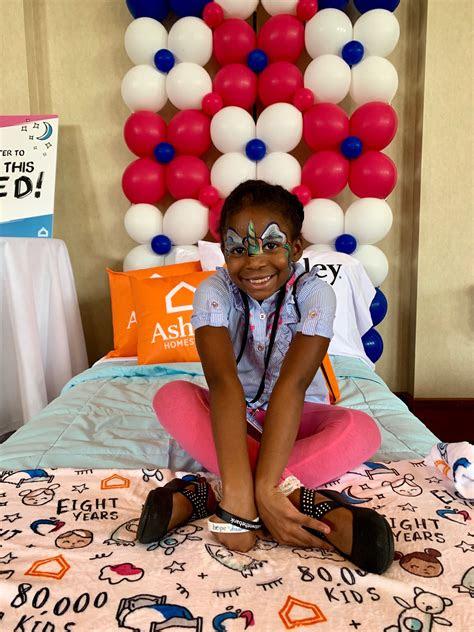 ashley homestore helps kids    school