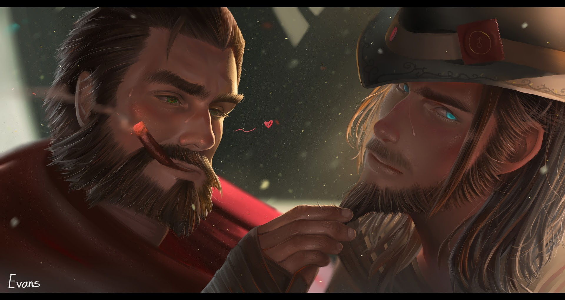 Graves X Twisted Fate Wallpapers Fan Arts League Of Legends