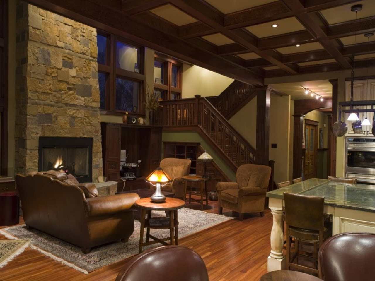 Stick Style Architecture & Interiors - Old House ...