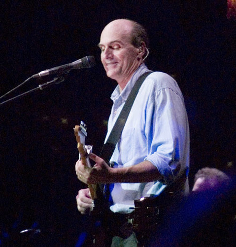 James Taylor Tanglewood 2007 by dave-read