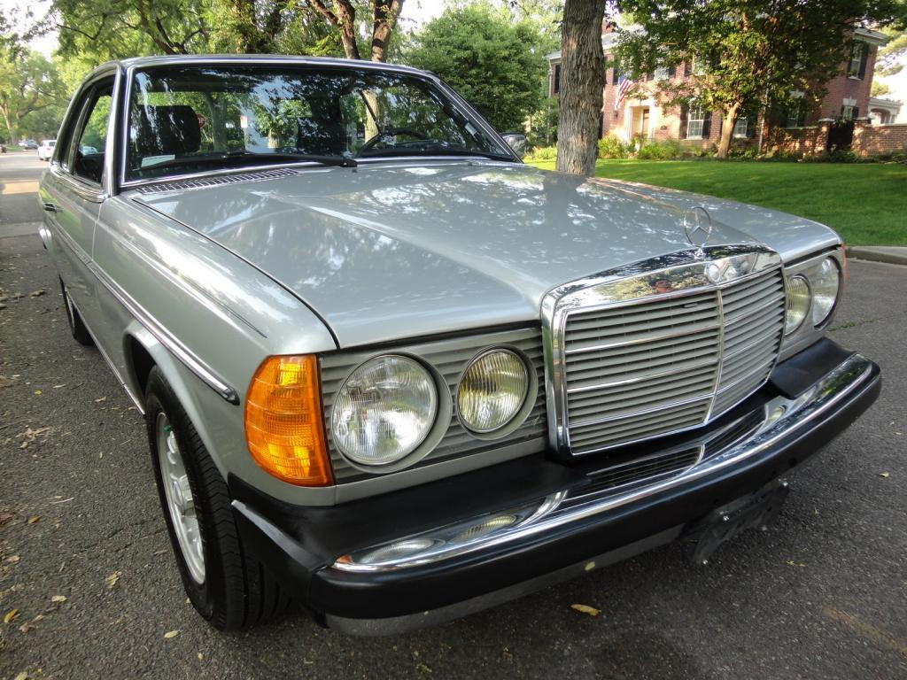 1980 Mercedes-Benz 300CD | German Cars For Sale Blog