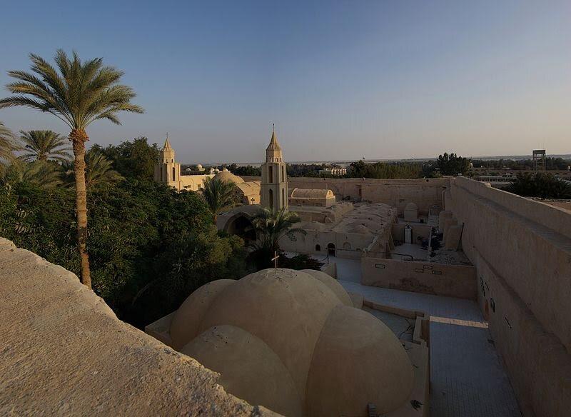 More details Monastery of Saint Pishoy, Scetes, Egypt