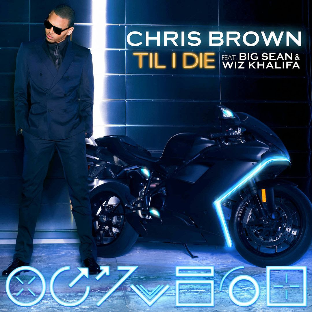 Til I Die (Single Cover), Chris Brown