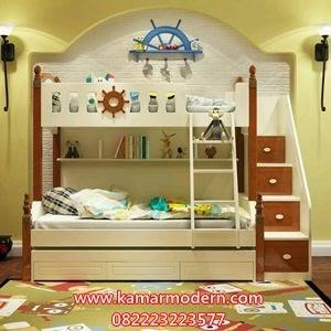 Desain Kamar Anak Kembar Minimalis