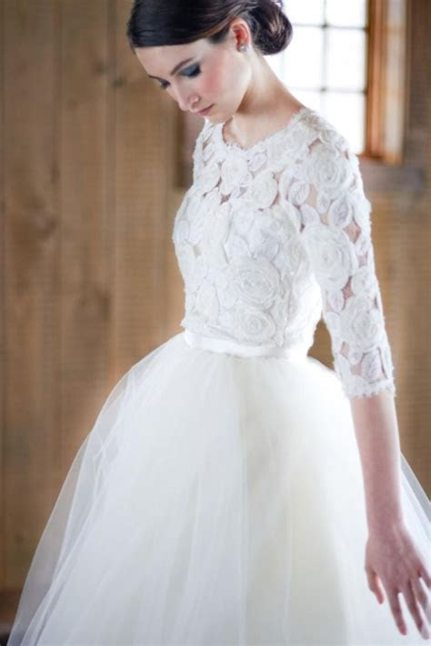 1000  ideas about Detachable Wedding Dress on Pinterest
