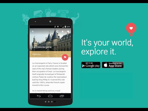 Discover the new travel #App #FieldTrip!