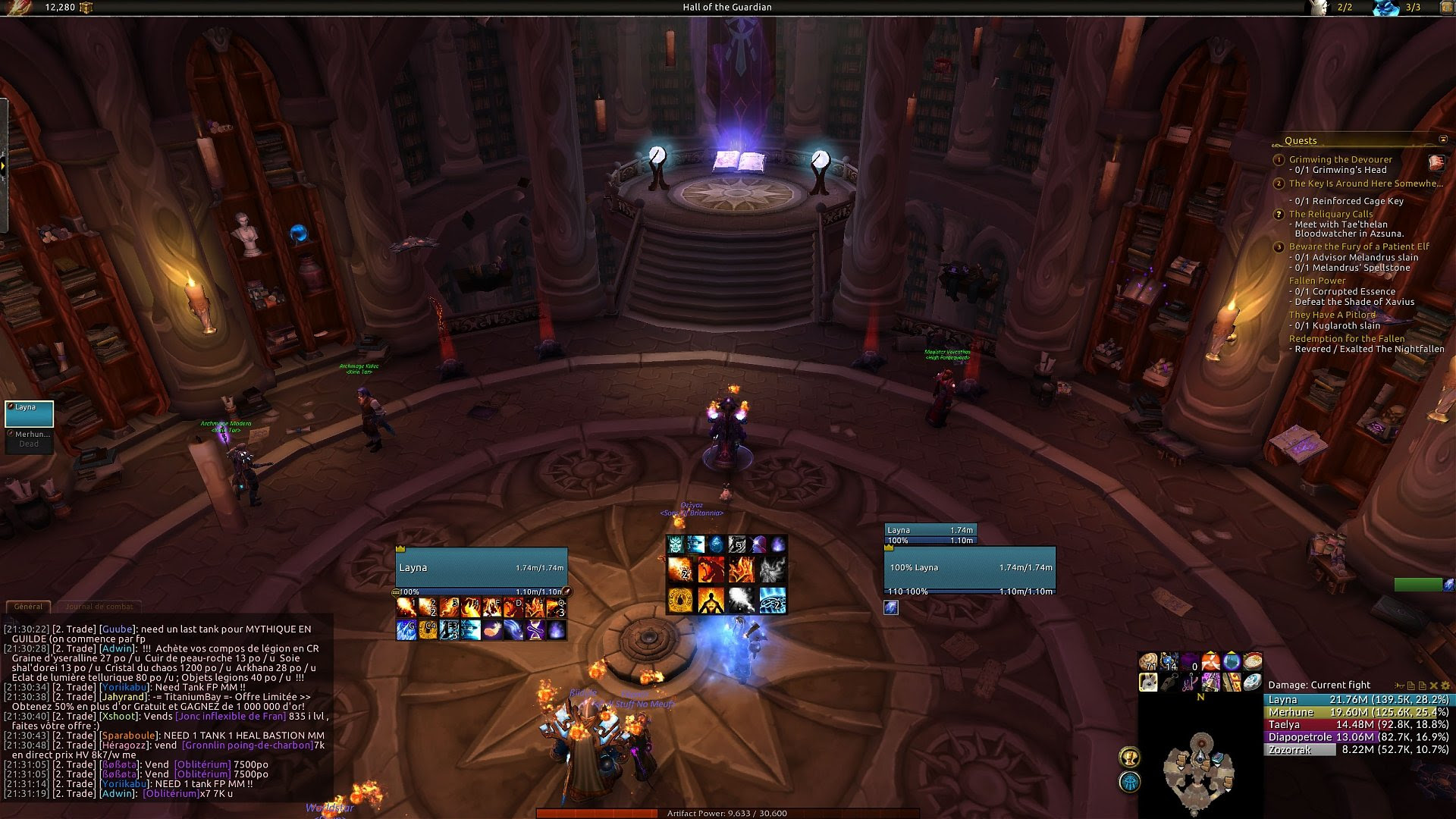 Layna Ui Graphical Compilations World Of Warcraft Addons Images, Photos, Reviews