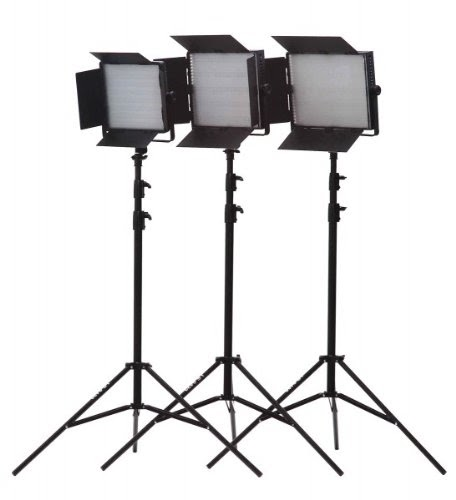 eclairage projecteurs reflecta rpl 1200 b led d clairage de studio photo. Black Bedroom Furniture Sets. Home Design Ideas