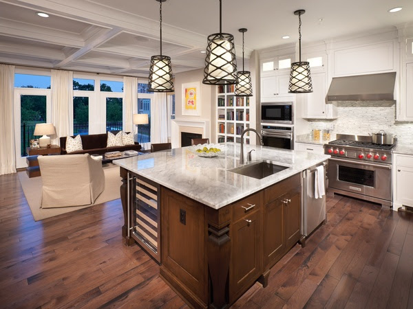 The hottest new home trends: Experts reveal the 8 must-haves buyer