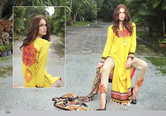 Women-Girls-Fall-Winter-Dress-2013-14-Exclusive-Winter Suits-by-Firdous-Clothes-2