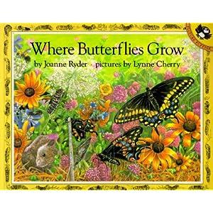 Where Butterflies Grow [WHERE BUTTERFLIES GROW -OS]