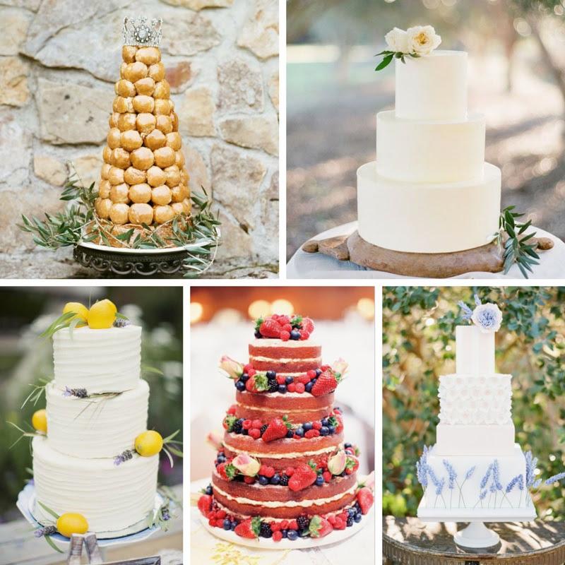 Stunning Scrumptious Summer Wedding Cake Ideas Chic Vintage Brides