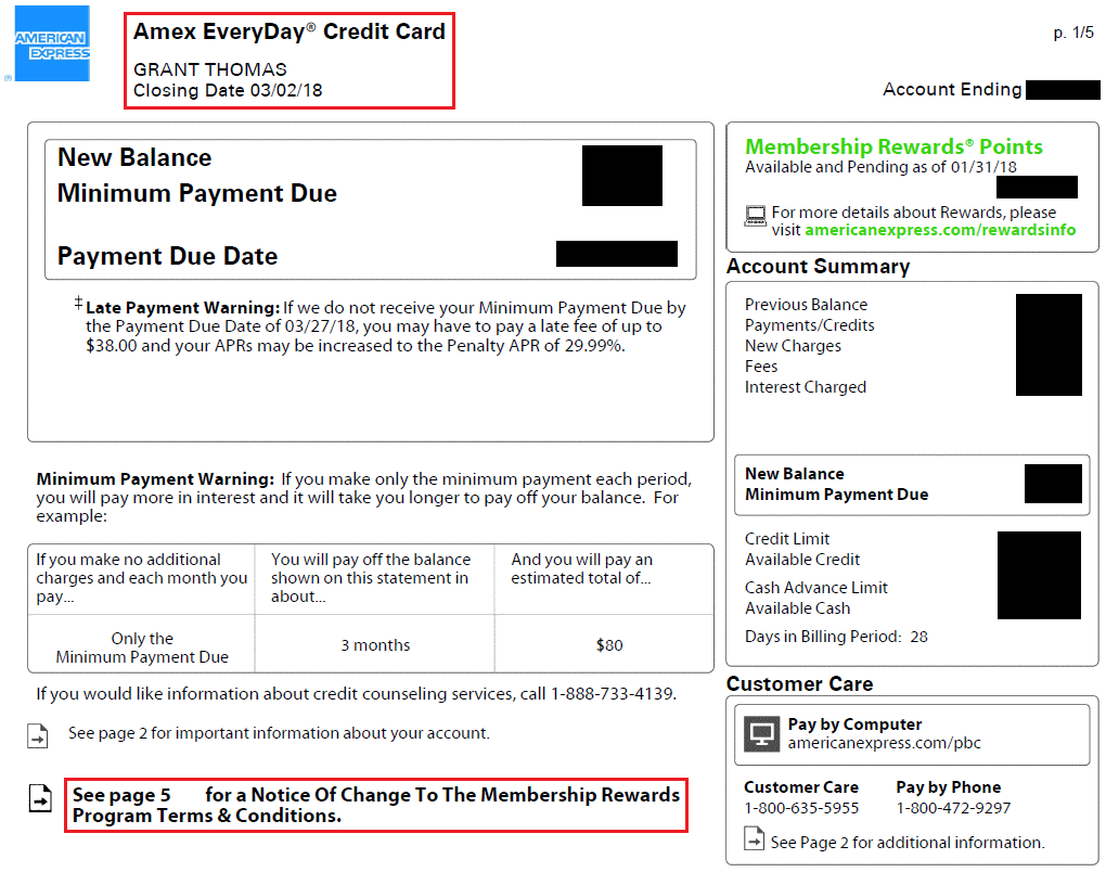 AMEX Membership Rewards Changes: No Points for Cash Equivalents