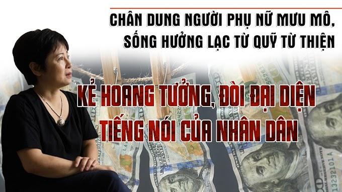 Nguyễn Thúy Hạnh: kết cục của kẻ ảo tưởng tạo dựng sự nghiệp đấu tranh zân chủ!