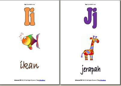 Download Belajar Mengenal Huruf Alfabet Gratisss