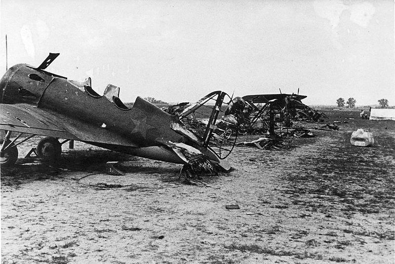 File:Operation Barbarossa - Russian planes.jpg