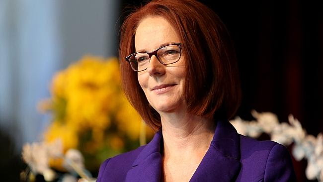 Committed no crime but conduct as solicitor questionable ... Former prime minister Julia