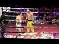 Monje shaolin resiste varios golpes de KO sin inmutarse