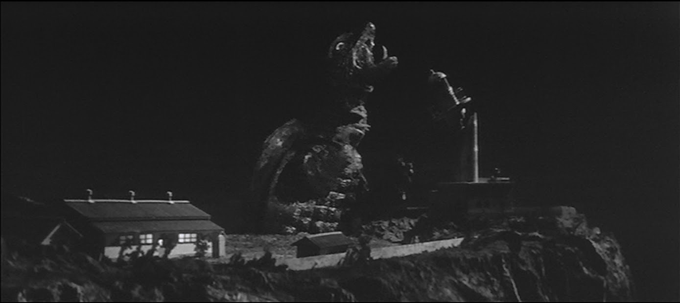 Does Giant Monster Gamera look melted to you?