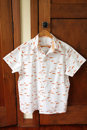 Mendocino shirt