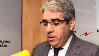 """Francesc Homs, entrevistat a """"El matí de Catalunya Ràdio"""""""