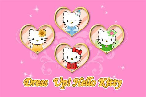Dress Up! Hello Kitty! download   iOS game app