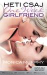Monica Murphy: One Week Girlfriend – Heti csaj