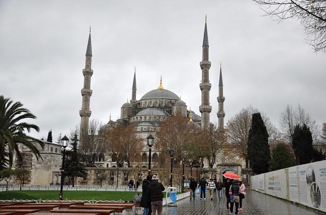 Mosquée Bleue (1)