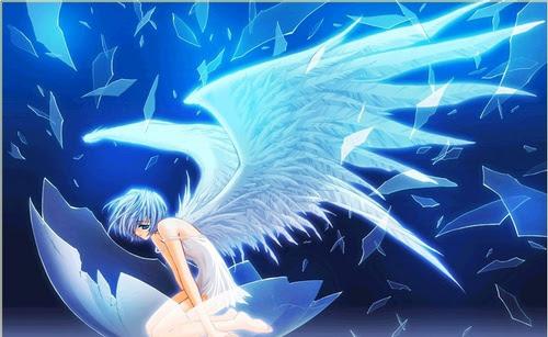87+ Gambar Anime Malaikat Keren