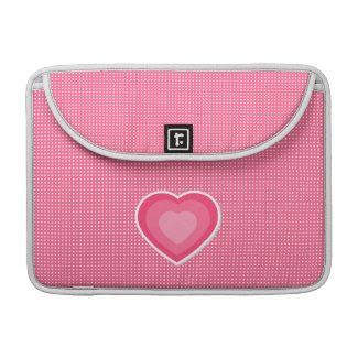 Sweetheart Mac Book Sleeve rickshaw_flapsleeve
